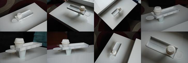 instant sculptures